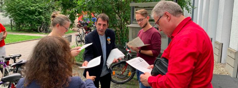 Thomas Lechner offener Brief an die Angestellten der Stadt München