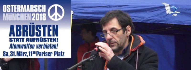 Ostermarsch Muenchen 2018 ThomasLechner